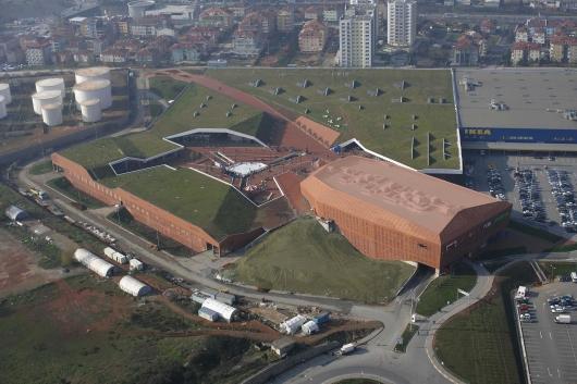 FOA - Meydan - Umraniye Retail Complex & Multiplex