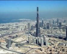 Rascacielos más altos del mundo.