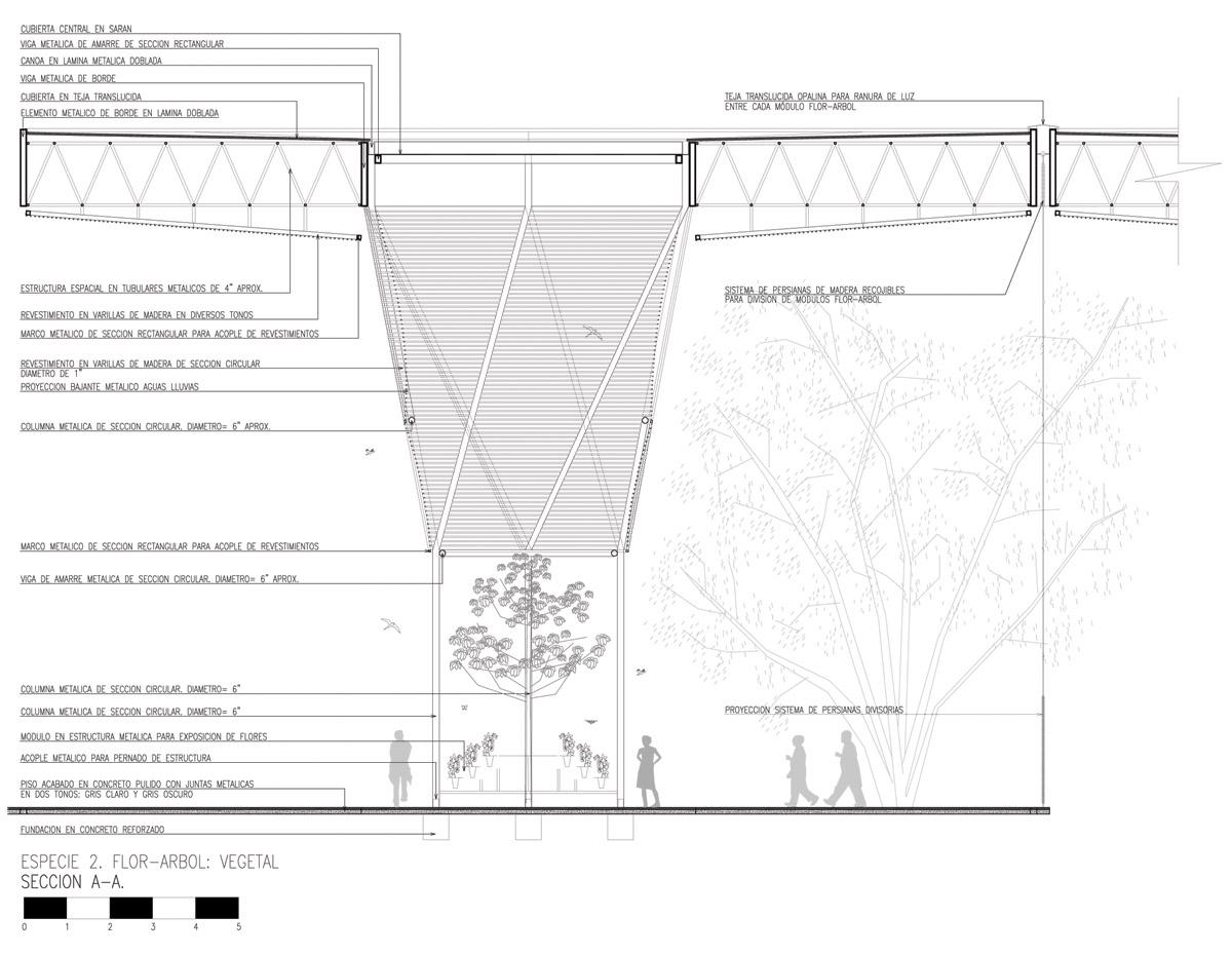Orquideorama Plan B Arquitectos Colombia Simbiosis News