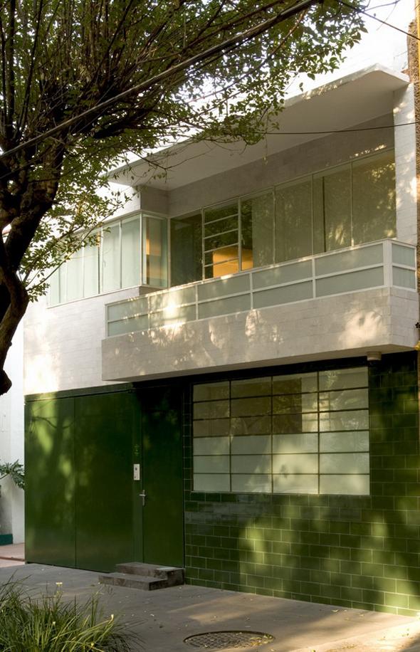 Restauración Casa Luis Barragán