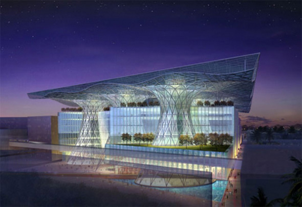 MASDAR HEADQUARTERS MASDAR CITY - ABU DHABI