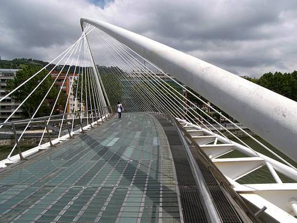 Zubi Zuri Bridge Santiago Calatrava