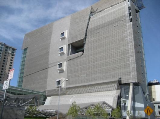 Federal Building de San Francisco - Thom Mayne