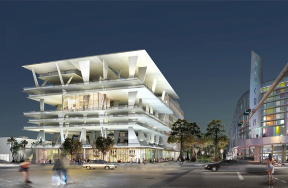 Herzog & de Meuron - Lincoln Road 1111 - Miami
