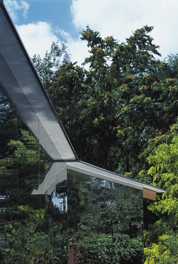 The new Summerhouse - Ullmayer Sylvester Architects