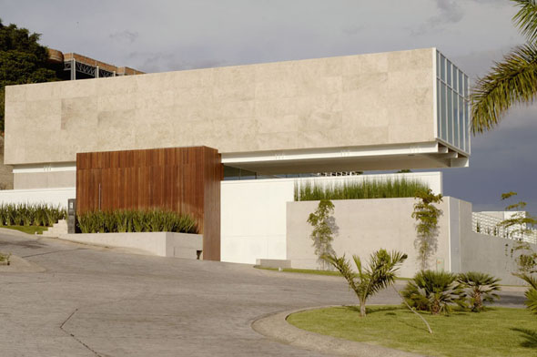 Casa GDL1- BGP Arquitectura - Guadalajara - Mexico