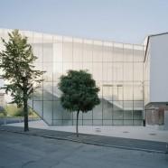 Teatro Le Manege de Mons – Atelier architecture Pierre Hebbelinck