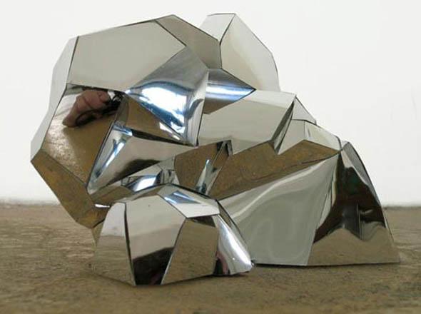 Mirror Glue Cement - Michel de Broin