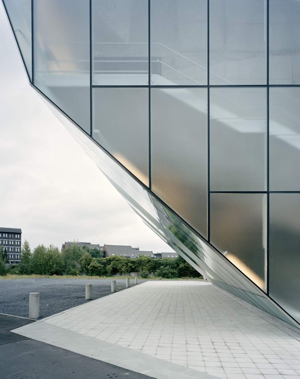 Teatro Le Manege de Mons - Atelier architecture Pierre Hebbelinck