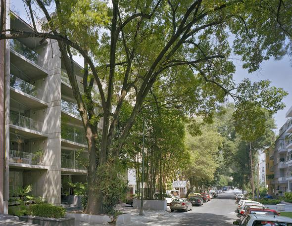 Temístocles 12 - JSA Arquitectos - México
