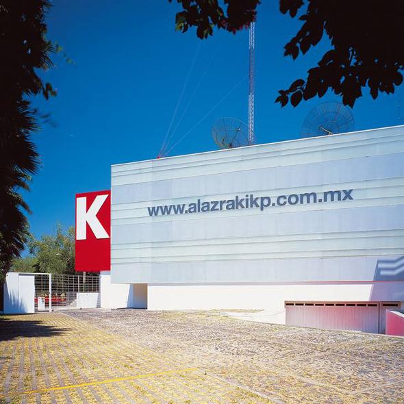 AD-11 Grupo de Arquitectura y Diseño - Conjunto Corporativo KP ALAZrAKI - Jalisco - Mexico