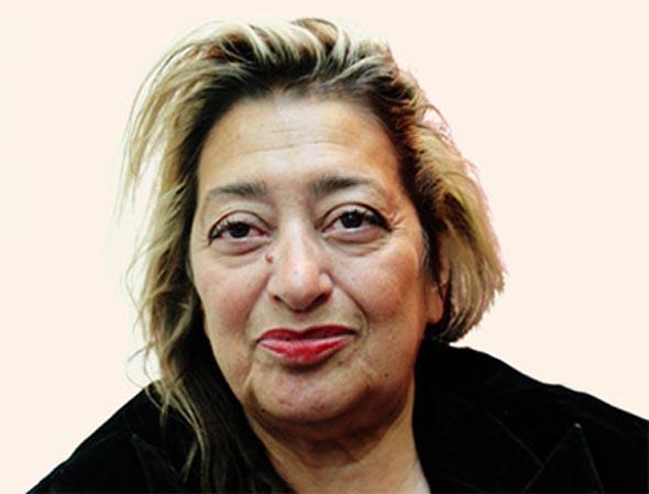 Cómo Llegar a ser un arquitecto famoso sin un edificio Zaha Hadid