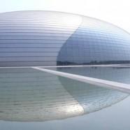 Gran teatro Nacional de  China  –  Paul Andreu
