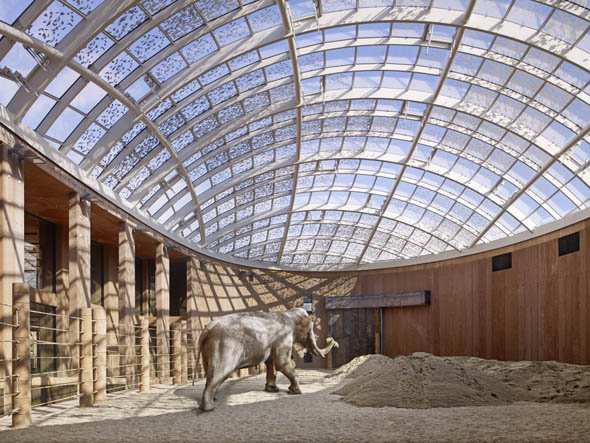 Elephant House  - Foster + Partners - Dinamarca