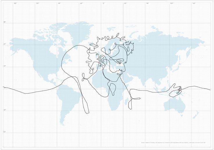 El Dibujo Más Grande del Mundo - Erik Nordenankar