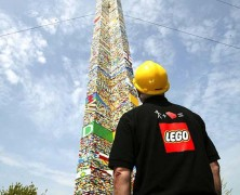 La Torre más Alta de LEGO  – Reino Unido (UK)