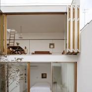 Garden House – Takeshi Hosaka architects – Yokohama – Japón