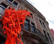 The Creative Frenzy of Arne Quinze  (El Frenesí Creativo de Arne Quinze)