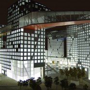 Linked Hybrid – Steven Holl Architects – Beijing, China