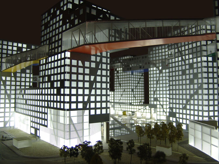 Linked Hybrid - Steven Holl Architects - Beijing, China