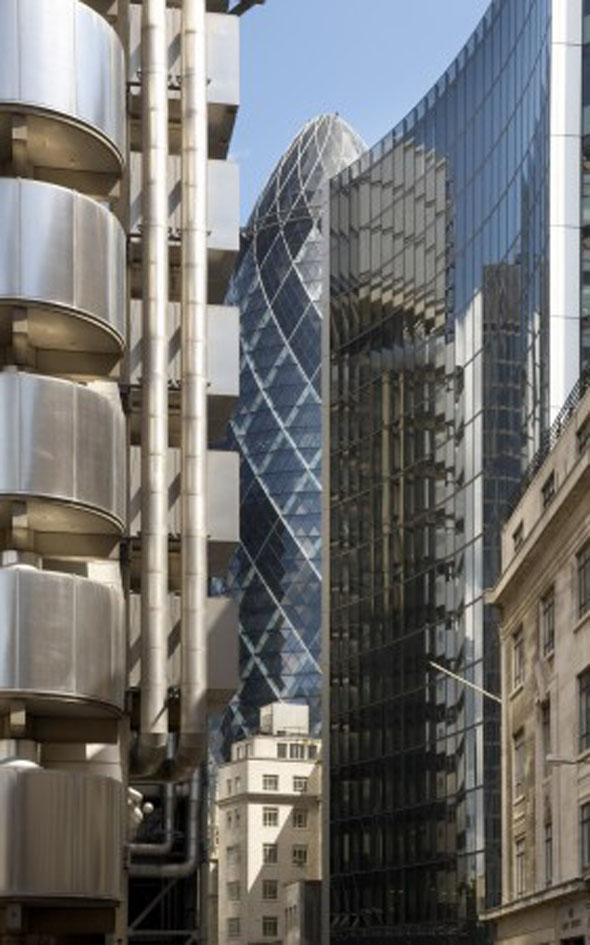 Willis Headquarters  -  Foster + Partners - Londres