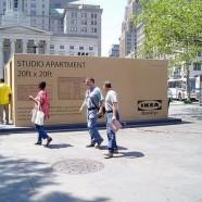 IKEA – BIENVENIDO A LA REPÚBLICA INDEPENDIENTE DE TU CAJA – NY, USA