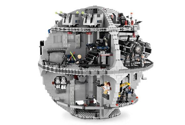 Death Star - LEGO