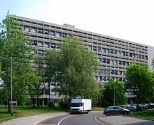 Unidad Habitacional de Berlín, Le Corbusier – Berlin – Alemania