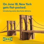 IKEA - BIENVENIDO A LA REPÚBLICA INDEPENDIENTE DE TU CAJA - NY, USA