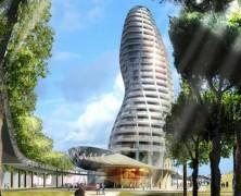 Paseo Marítimo – Foster + Partners Architects – Rimini – Italia