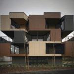Tetris Apartments - OFIS arhitekti - Eslovenia