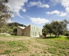 Casa en el Campo – Juan Herreros Arquitectos – Mallorca – España