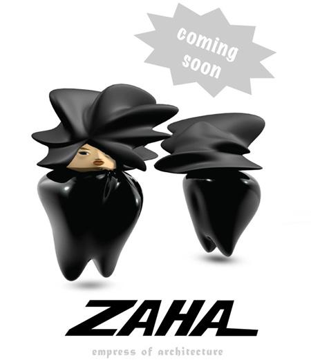 Zaha Doll