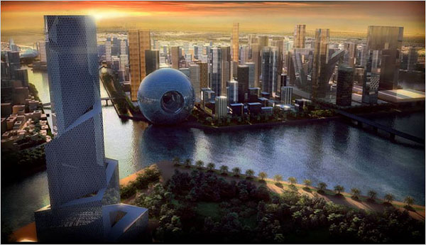 Rem Koolhaas y Reiner de Graaf, Dubai