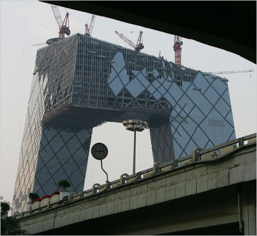 Koolhaas, CCTV China