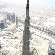 Burj Dubai, Casi Terminado – Dubai