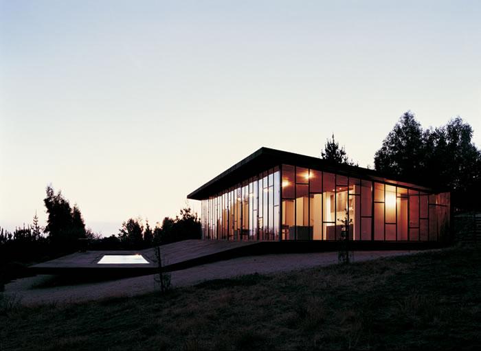 Casa Deck - Felipe Assadi + Francisca Pulido -  Chile