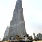 Burj Dubai, Casi Terminado - Dubai
