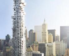 56 Leonard Street by Herzog & de Meuron – NY – US