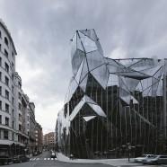 Basque Health Department Headquarters – Coll-Barreu Arquitectos – Bilbao – España
