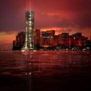 Michael Schumacher World Champion Tower –  L-A-V-A – Dubai