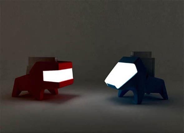 Mascotas Luminarias - Charles Kalpakian
