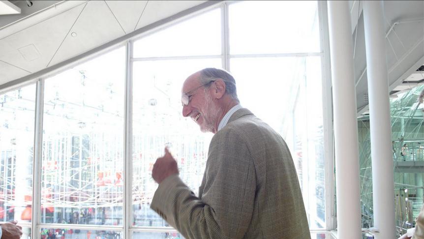 Academy of Science de California - Renzo Piano - US