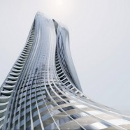 Michael Schumacher World Champion Tower -  L-A-V-A - Dubai