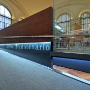 Salón Bicentenario, Biblioteca Nacional – A+F Arquitectos – Chile