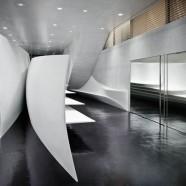 Tienda Neil Barrett Flagship – Zaha Hadid – Tokio