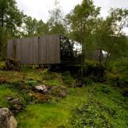Hotel de reposo - Juvet  JSA - Noruega