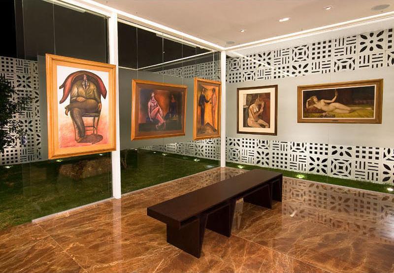 Patchwork Pavilion - DOMO - Brasil