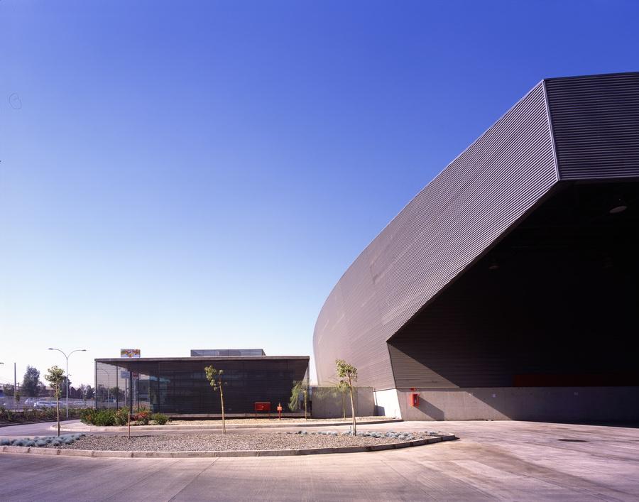 Centro de Distribución Andina Santa Marta - Sabbagh Arquitectos - Chile