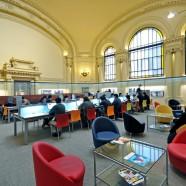 Salón Bicentenario, Biblioteca Nacional - A+F Arquitectos - ChileSalón Bicentenario, Biblioteca Nacional - A+F Arquitectos - Chile